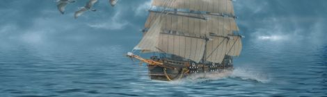 Rugaciunea unei corabii